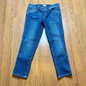 Tommy Hilfiger Spirit Slim Low Rise Crop Jeans 2